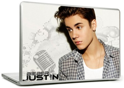 Print Shapes Justin bieber Vinyl Laptop Decal 15.6