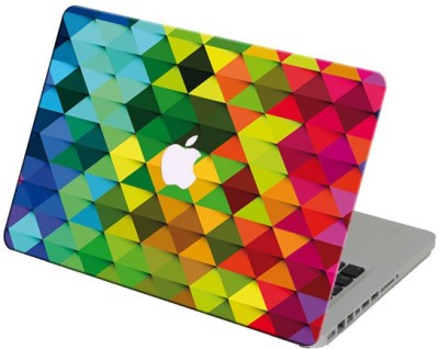 Theskinmantra Colorful Kites Laptop Skin For Apple Macbook Air 11 Inch Vinyl Laptop Decal 11