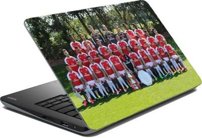 Posterhunt SVshi1145 FC Arsenal Players Laptop Skin Vinyl Laptop Decal 14.1