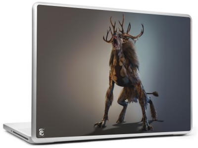 Print Shapes The witcher wild hunt Vinyl Laptop Decal 15.6