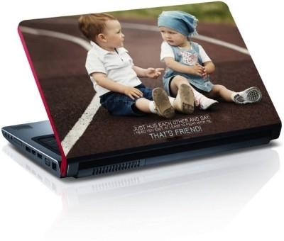 WebPlaza W129E782B4053 Vinyl Laptop Decal 15.6