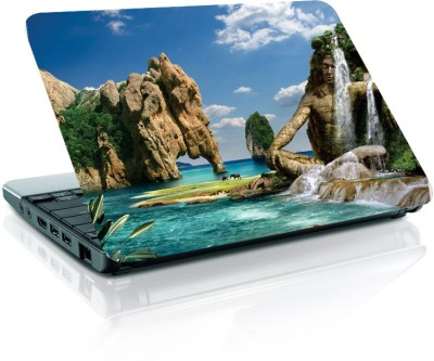 Rockmantra LS 347 Vinyl Laptop Decal 15.6