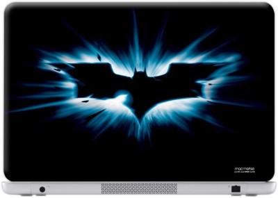 Planet Superheroes Batman Silhouette Vinyl Laptop Decal 14