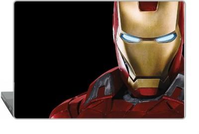 Digitek World Skin of Iron man High Quality 3M Vinyl Laptop Decal 15.6