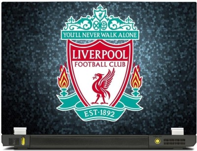 Skincentral Skinkart Liverpool Fc Logo 1 Vinyl Laptop Decal 15.6