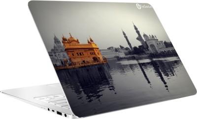 AV Styles The Sikh Life Golden Temple By Av Styles Vinyl Laptop Decal 15.6