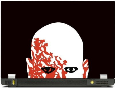 Skinkart Zombie Laptop Skin Type 47 (Screen Size 10.1 inch) Premium quality Imported Vinyl Laptop Decal 10.1