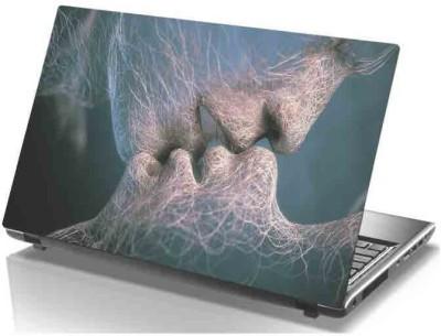 virtual prints romantic image digitally printed vinyl Laptop Decal 15