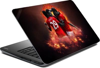 Posterhunt SVshi1278 FC Manchester United Laptop Skin Vinyl Laptop Decal 14.1