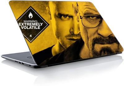 Devendra Graphics Breaking Bad Type 2 Vinyl Laptop Decal 15.6