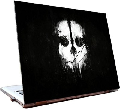 Dealmart Laptop Skins 15.6 inch - Call of Duty Ghosts - Gaming skins - HD Quality Vinyl Laptop Decal 15.6