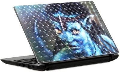 Zarsa Terabyte Avtar Design 3 Vinyl Laptop Decal 15.6