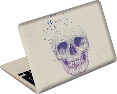 The Fappy Store Erode Vinyl Laptop Decal 15.6
