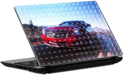 Zarsa Terabyte Car Design 5 Vinyl Laptop Decal 15.6