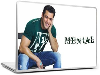 Print Shapes Salman Khan Mental Vinyl Laptop Decal
