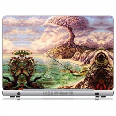 Printland Vinyl Laptop Skin LS133999 Vinyl Laptop Decal 13