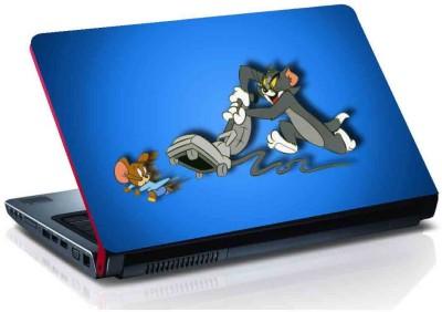 virtual prints cute cartoons digitally printed vinyl Laptop Decal 15