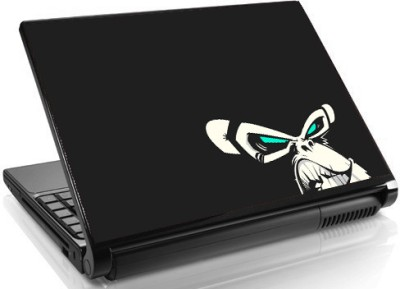 Theskinmantra Monkey Business Vinyl Laptop Decal 15.6