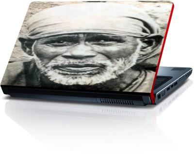 Shopmillions Om Sai Vinyl Laptop Decal 15.6
