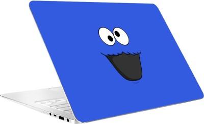 AV Styles Amazing Cookie Monster Vinyl Laptop Decal