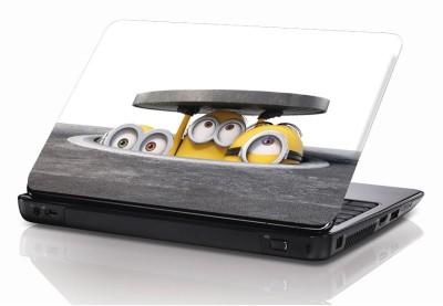 BSEnterprise Yellow Dwarf Vinyl Laptop Decal 15.6