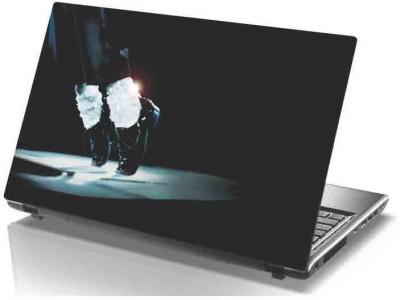 virtual prints shoe image digitally printed Laptop Decal 15