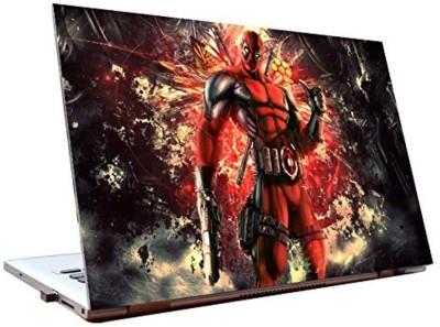 Dealmart Deadpool - Movie skins - HD Quality Vinyl Laptop Decal 15.6