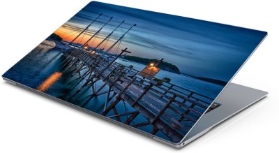 Lovely Collection Sunset view Vinyl Laptop Decal 15.6