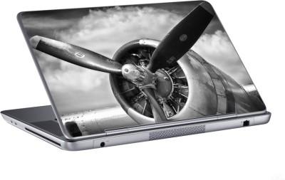 AV Styles blades of aircraft skin Vinyl Laptop Decal 15.6