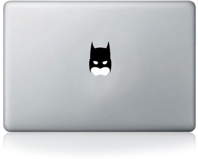 Inkflame Batman Mask Apple Macbook Mac Sticker Skin Decal Vinyl for 13, 15, 17 Inch Vinyl Laptop Decal 15