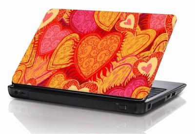 BSEnterprise Heart 15.6 inch Laptop Notebook Skin Sticker Cover Art Decal Fits 13.3