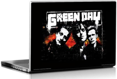 Bravado Green Day Band Graffiti Vinyl Laptop Decal 15.6