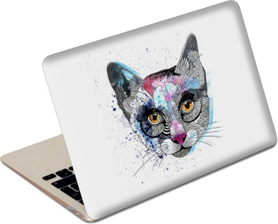 The Fappy Store Cats Laptop Skin Vinyl Laptop Decal