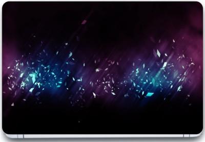Trendsmate Glass Sparkles 3M Vinyl and Lamination Laptop Decal 15.6