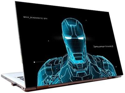 Dealmart Iron Man - Xrayed - Movie Skins - HD Quality Vinyl Laptop Decal