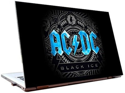 Dealmart ACDC - Black Ice - Music - HD Quality Vinyl Laptop Decal 15.6