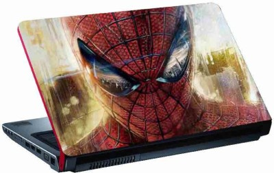 virtual prints spider man digitally printed Laptop Decal 15