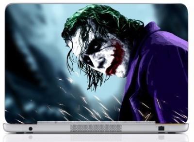 WebPlaza Joker Face Skin Vinyl Laptop Decal 15.6