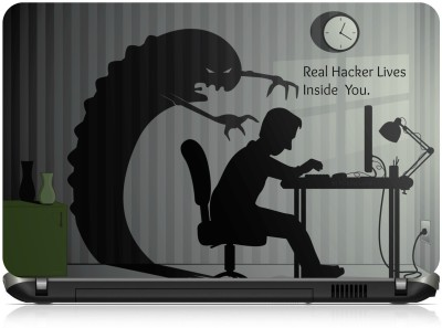 NG Stunners Haker Inside You Abstract 2105 Vinyl Laptop Decal