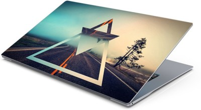 Lovely Collection illusions Vinyl Laptop Decal 15.6