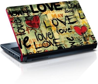 WebPlaza W129E782B6218 Vinyl Laptop Decal 15.6