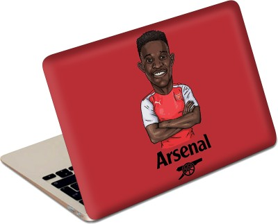 The Fappy Store Arsenal Vinyl Laptop Decal 15.6