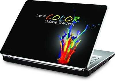 Clublaptop Dare to Color - CLS110 Vinyl Laptop Decal 15.6