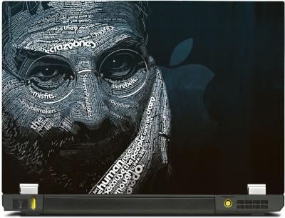 Skinkart Steve Jobs Graphic Art Vinyl Laptop Decal 10.1