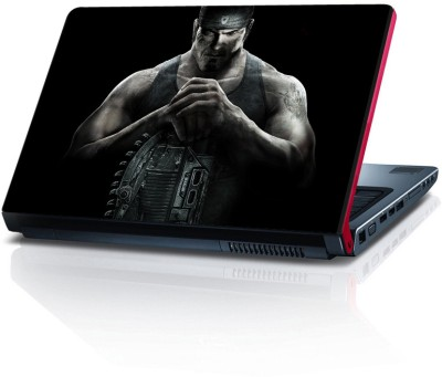 Shopkeeda Gears Of War 3 Vinyl Laptop Decal 15.6