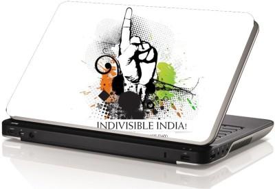 Swati Graphics SGLS083 INDIA Vinyl Laptop Decal 15.6