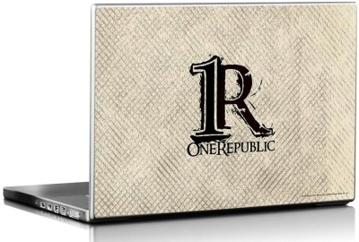 Bravado One Republic Logo Vinyl Laptop Decal 15.6