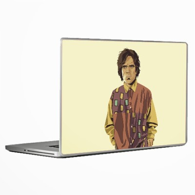 Theskinmantra Tyrion Stands Universal Size Vinyl Laptop Decal 15.6