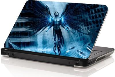 Swati Graphics Sgls079 Cool Design Vinyl Laptop Decal 15.6