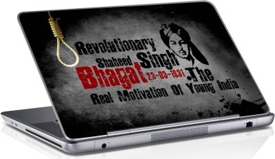Innovate Shaheed Bhagat Singh 901 Vinyl Laptop Decal 15.6